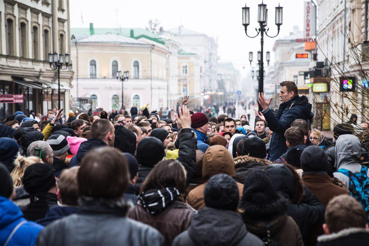 Путинское ворьё в Нижнем спросило у Алексея: