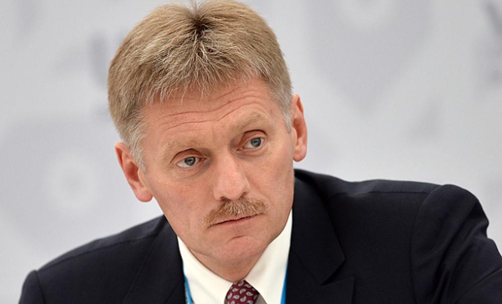 Кремль назвал передачу Украине оружия жестом доброй воли