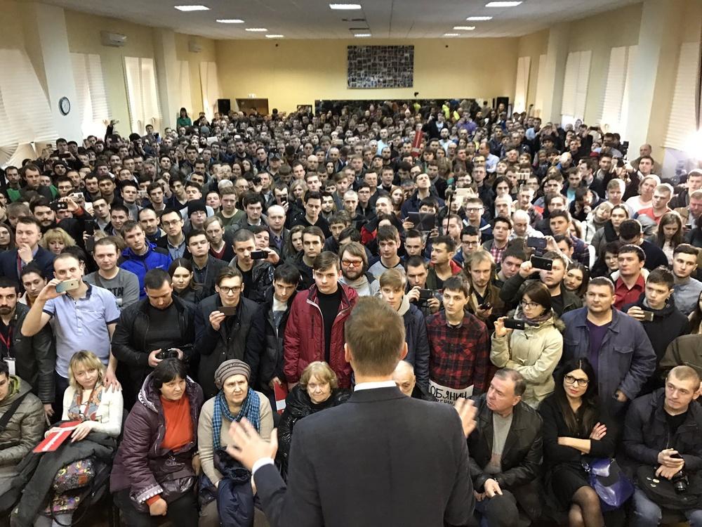 Саратов - ударный волонтёрский город и где много антипутинской молодёжи