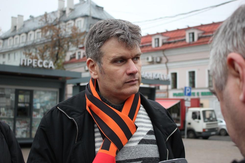 Игорь Бекетов