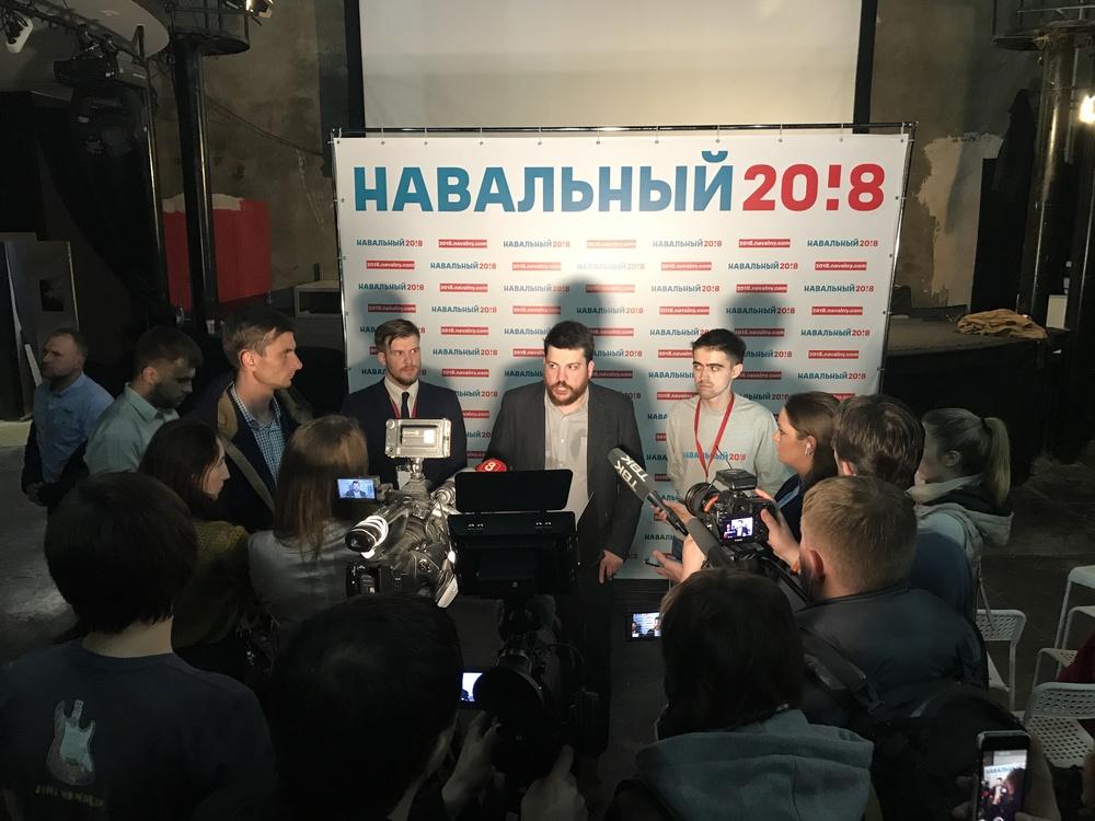 Команда Навального движется на восток: Открыты штабы в Красноярске и Хабаровске,на очереди Комсомольск-на-Амуре и Владивосток