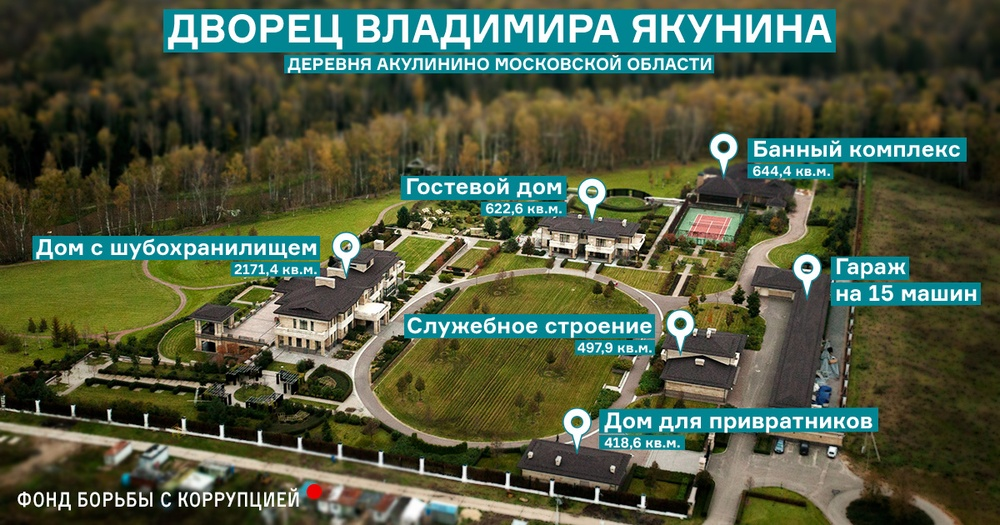 Глава РЖД и дом привратников (разоблачение общества потребления)