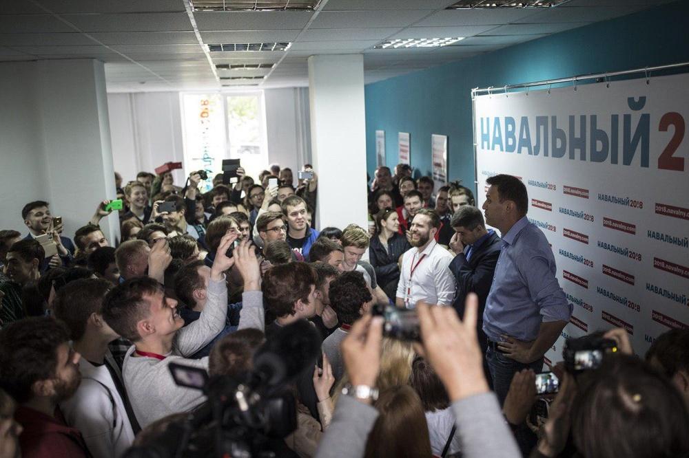 Навальный накрыл штабами Тулу и Калугу