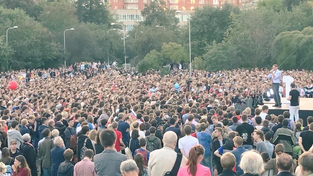 Сторонники Навального вЕкатеринбурге считают завтрашний митинг согласованным