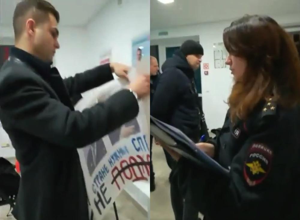 Алексей Навальный Вчера утром мы объявили что я еду в Калининград вчера вечером в калининградском штабе обыск