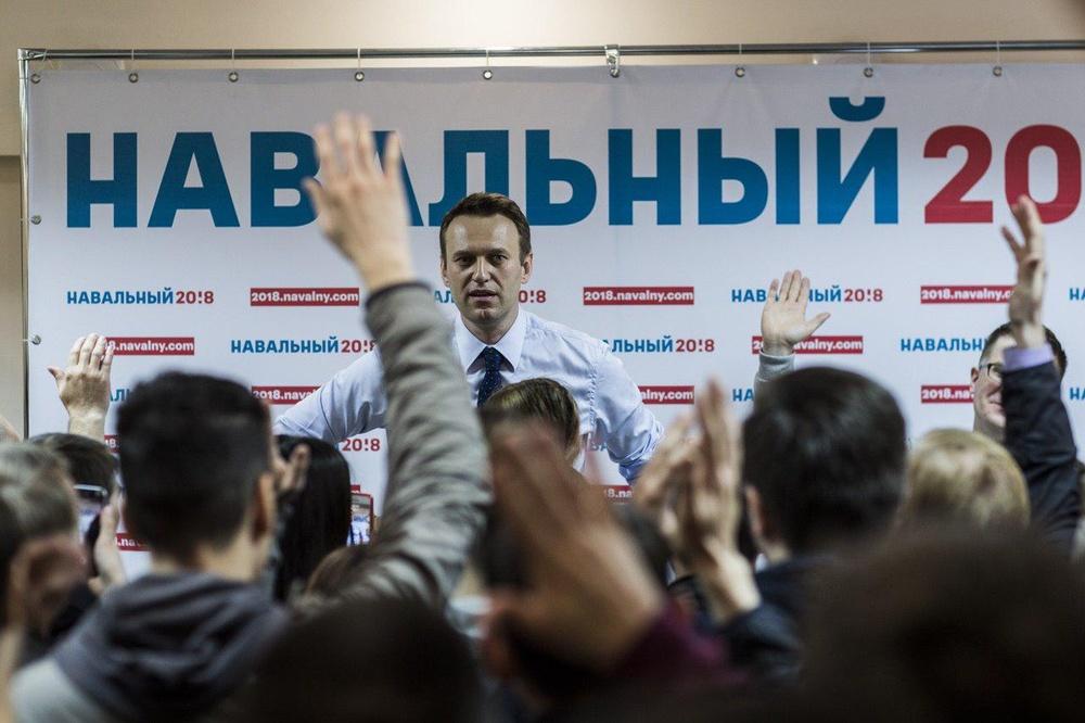 Навальный навалился  штабами на  Поволжье: очень много волонтёров